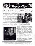 Gridley Wave (1959 Burroughs Bibliophiles) Fanzine 356