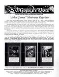 Gridley Wave (1959 Burroughs Bibliophiles) Fanzine 358