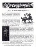 Gridley Wave (1959 Burroughs Bibliophiles) Fanzine 372