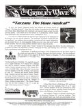 Gridley Wave (1959 Burroughs Bibliophiles) Fanzine 374