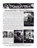 Gridley Wave (1959 Burroughs Bibliophiles) Fanzine 377