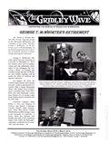 Gridley Wave (1959 Burroughs Bibliophiles) Fanzine 378