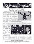 Gridley Wave (1959 Burroughs Bibliophiles) Fanzine 384