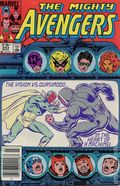 Avengers (1963 1st Series) Canadian Price Variant 253