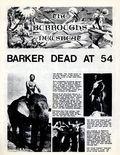 Burroughs Newsbeat (1971-1977 Kevin Hancer) Fanzine 19