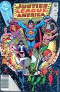 Justice League of America (1960 1st Series) Canadian Price Variant 217