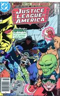 Justice League of America (1960 1st Series) Canadian Price Variant 236