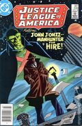 Justice League of America (1960 1st Series) Canadian Price Variant 248