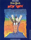 New York New York (1988 Fantagraphics) SC 0-1ST