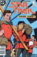 Star Trek (1984 1st Series DC) Canadian Price Variant 46