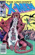 Uncanny X-Men (1963 1st Series) Canadian Price Variant 187