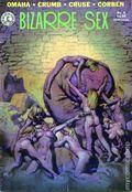 Bizarre Sex (1972 Kitchen Sink) #5, 1st Printing