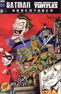 Batman Teenage Mutant Ninja Turtles Adventures (2016 IDW) 2DF.REMARK