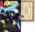 Union (1993 Image 1st Series) 1A.DF