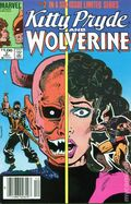 Kitty Pryde and Wolverine (1984) Canadian Price Variant 2