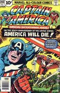 Captain America (1968 1st Series) UK Edition 200UK