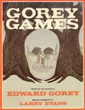 Gorey Games SC (1979 Troubador Press) 1-1ST