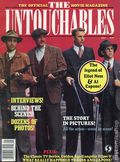 Untouchables Official Movie Magazine (1987 O'Quinn Studios) 0