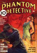 Phantom Detective Feb 1937 Replica SC (2010 Adventure Comics) The Torch of Doom 1-1ST