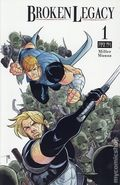 Broken Legacy (2013 Stockpile Comics) 1