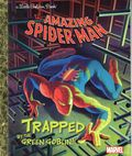Amazing Spider-Man Trapped by the Green Goblin HC (2013 A Little Golden Book) 1-REP