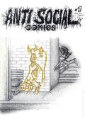 Anti-Social Comics (1982 Helpless Anger Productions) 1