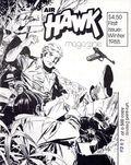 Air Hawk Magazine (Australian 1988-1990 Comicoz) 1