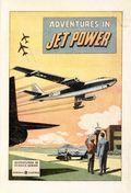 Adventures in Jet Power (1950) General Electric giveaway 2003