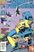 Transformers (1984 Marvel) 1st Printing 16