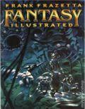 Frank Frazetta Fantasy Illustrated (1998) 8B