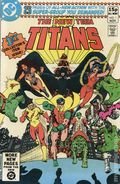 New Teen Titans (1980) (Tales of ...) UK Edition 1UK