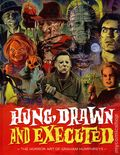 Hung, Drawn and Executed HC (2020 Korero Books) The Horror Art of Graham Humphreys 1-1ST