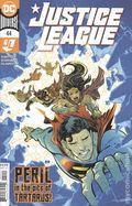 Justice League (2018 DC) 44A