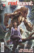 Red Agent Island of Dr. Moreau (2020 Zenescope) 4A