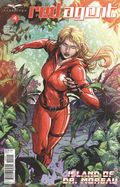 Red Agent Island of Dr. Moreau (2020 Zenescope) 4B