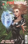 Red Agent Island of Dr. Moreau (2020 Zenescope) 4C