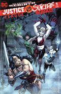 Justice League vs. Suicide Squad (2016) 1DCBS
