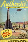 Authentic Science Fiction (1951-1957 Hamilton & Co.) 48