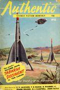 Authentic Science Fiction (1951-1957 Hamilton & Co.) 48