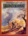 Advanced Dungeons and Dragons Lords of Darkness (1988 TSR) Gaming Module REF5