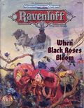 Advanced dungeons and Dragons Ravenloft When Black Roses Bloom (1995 TSR) Gaming Module 0-2ND