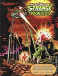 Wally Wood Strange Worlds HC (2012 Vanguard Publishing) Deluxe Slipcased Collector's Edition 1-1ST