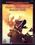 Advanced Dungeons and Dragons Thief's Challenge II Beacon Point (1995 TSR) Gaming Module 0