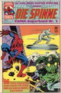 Die Spinne Comic-Superband (German Series 1988 Condor) 2