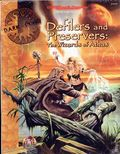 Advanced Dungeons and Dragons Defilers and Preservers: Wizards of Athas (1996 TSR) Gaming Module 0