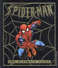 Spider-Man The Ultimate Guide HC (2001 DK Publishing) Leatherbound Edition 1-REP