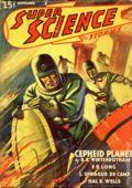 Super Science Stories (1940-1951 Popular Publications) Pulp Vol. 2 #1