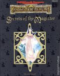 Advanced Dungeons and Dragons Secrets of the Magister (2000 TSR) Gaming Module 0