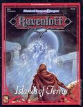 Advanced Dungeons and Dragons Islands of Terror (1992 TSR) Gaming Module RR4