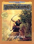 Advanced Dungeons and Dragons Shadowdale (1989 TSR) Gaming Module FRE1